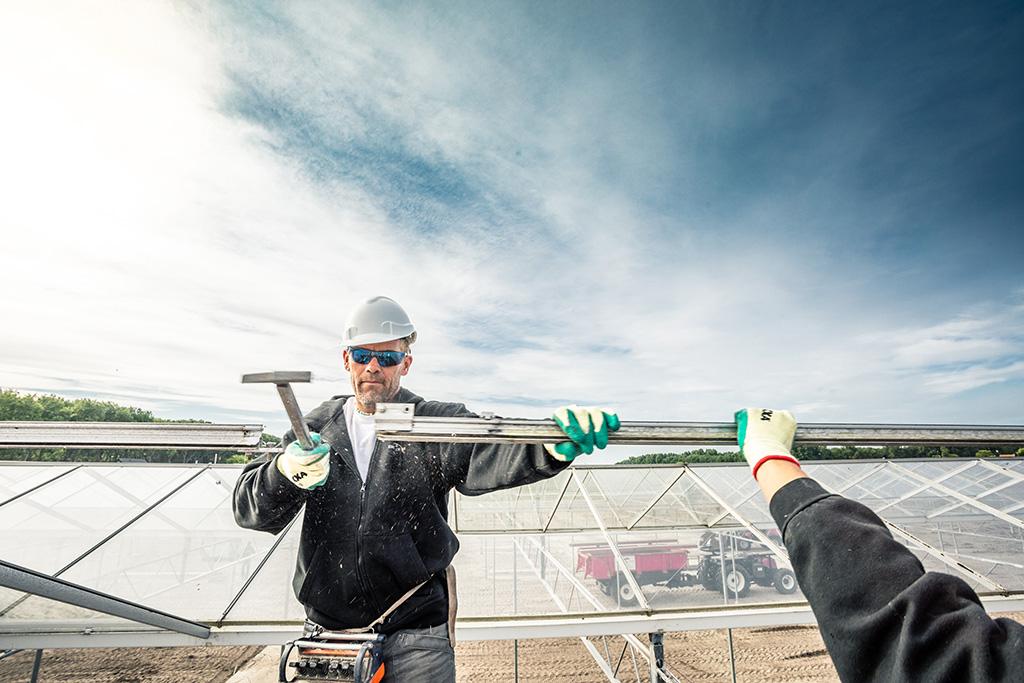 knijnenburg-zwirs-gebruikt oxxa werkhandschoenen met grip
